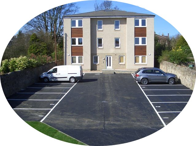 New Build Luxury Apartments In Central Kirkcaldy, Fife