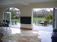 Possibilities Using Multi Fold Doors From Abacus
