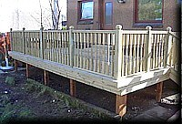 Decking Example Number 4