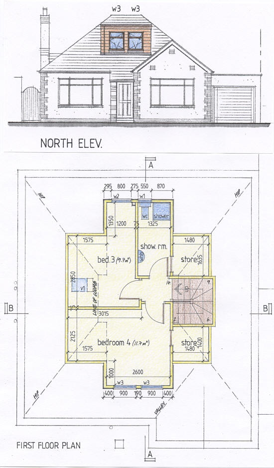 Design Drawing Example