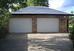 Garage Alteration